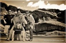 H.T. Red Rocks